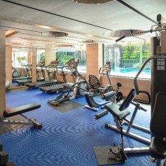Отель Solitaire Bangkok Sukhumvit 11 фитнесс-зал фото 2