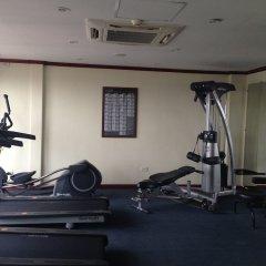 Quoc Hoa Premier Hotel фитнесс-зал фото 4