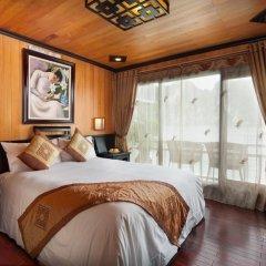 Отель Halong Victory Cruise комната для гостей фото 2