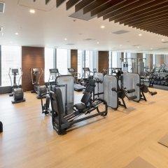Отель Ascott Marunouchi Tokyo Токио фитнесс-зал фото 3