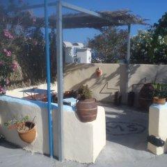 Отель Marina's Studios Греция, Остров Санторини - отзывы, цены и фото номеров - забронировать отель Marina's Studios онлайн бассейн фото 3