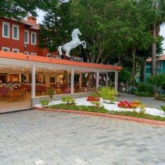 Armas Green Fugla Beach Турция, Аланья - отзывы, цены и фото номеров - забронировать отель Armas Green Fugla Beach онлайн парковка