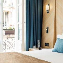 Отель Best Western Premier Louvre Saint Honore балкон