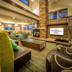 Отель Residence Inn by Marriott Columbus Polaris интерьер отеля