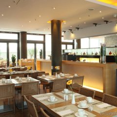 Отель Lindner Hotel Am Ku'damm Германия, Берлин - 9 отзывов об отеле, цены и фото номеров - забронировать отель Lindner Hotel Am Ku'damm онлайн питание