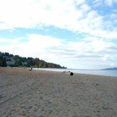 Отель HI-Vancouver Jericho Beach Канада, Ванкувер - отзывы, цены и фото номеров - забронировать отель HI-Vancouver Jericho Beach онлайн пляж