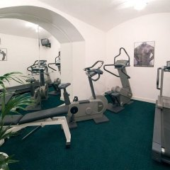 Hotel Liberty Прага фитнесс-зал