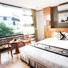 A25 Hotel Phan Chu Trinh балкон