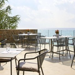 Отель Pelekas Beach (side Sea View - Half Board) Греция, Корфу - отзывы, цены и фото номеров - забронировать отель Pelekas Beach (side Sea View - Half Board) онлайн гостиничный бар