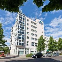 Novum Apartment Hotel am Ratsholz Leipzig парковка