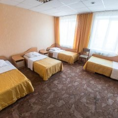 Гостиница Городки Стандартный номер с двуспальной кроватью фото 6