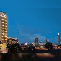 Отель Silverland Central - Tan Hai Long Хошимин приотельная территория