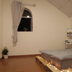 L'amour Villa - Hostel Далат сейф в номере