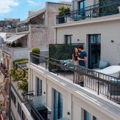 Отель Pame House Греция, Афины - отзывы, цены и фото номеров - забронировать отель Pame House онлайн балкон