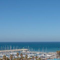 Herods Hotel Tel Aviv by the Beach пляж фото 5