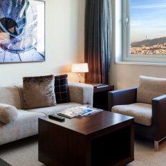 AC Hotel Barcelona Forum by Marriott комната для гостей фото 4