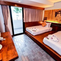 Отель Lap Roi Karon Beachfront комната для гостей фото 2