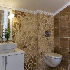 Villa Tizia by Akdenizvillam Турция, Калкан - отзывы, цены и фото номеров - забронировать отель Villa Tizia by Akdenizvillam онлайн ванная фото 2