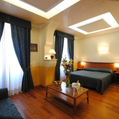 Отель Verona-Rome Италия, Рим - 10 отзывов об отеле, цены и фото номеров - забронировать отель Verona-Rome онлайн комната для гостей фото 3