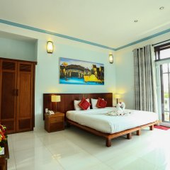 Отель Hoi An Holiday Villa комната для гостей фото 3
