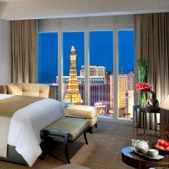 Отель Waldorf Astoria Las Vegas комната для гостей фото 5
