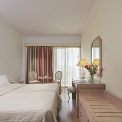 Отель Candia Hotel Греция, Афины - 3 отзыва об отеле, цены и фото номеров - забронировать отель Candia Hotel онлайн комната для гостей фото 2