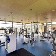 Отель Barcelo Fuerteventura Thalasso Spa Коста-де-Антигва фитнесс-зал фото 2