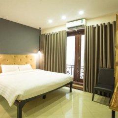 Отель Хостел Babylon Garden Inn Вьетнам, Ханой - отзывы, цены и фото номеров - забронировать отель Хостел Babylon Garden Inn онлайн комната для гостей фото 3