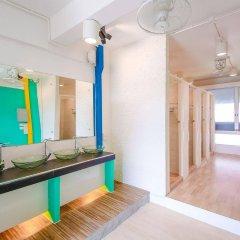 Отель Glur Bangkok ванная