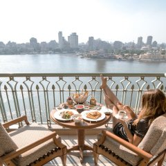 Four Seasons Hotel Cairo at Nile Plaza балкон