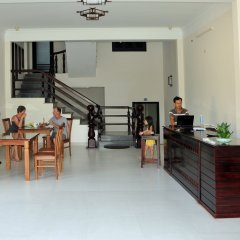 Отель Sea Star Homestay питание