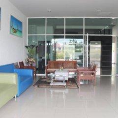 Отель Krabi Condotel Таиланд, Краби - отзывы, цены и фото номеров - забронировать отель Krabi Condotel онлайн интерьер отеля