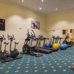 Принц Парк Отель фитнесс-зал