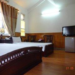 Отель Discovery II Hotel Вьетнам, Ханой - отзывы, цены и фото номеров - забронировать отель Discovery II Hotel онлайн удобства в номере фото 2