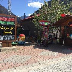 Serah Apart Motel Турция, Узунгёль - отзывы, цены и фото номеров - забронировать отель Serah Apart Motel онлайн спортивное сооружение
