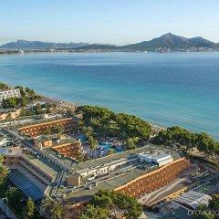Отель Iberostar Playa de Muro Испания, Плайя-де-Муро - отзывы, цены и фото номеров - забронировать отель Iberostar Playa de Muro онлайн пляж