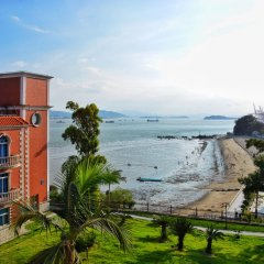 Отель Marine Garden Hotel Китай, Сямынь - отзывы, цены и фото номеров - забронировать отель Marine Garden Hotel онлайн пляж