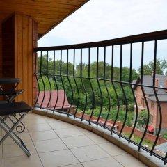 Отель Penaty Pansionat Сочи балкон