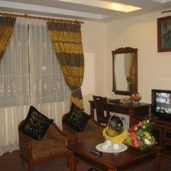 Central Hotel удобства в номере