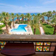 My Marina Select Hotel Турция, Датча - отзывы, цены и фото номеров - забронировать отель My Marina Select Hotel онлайн балкон