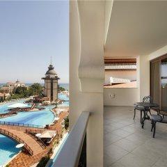 Mardan Palace Турция, Кунду - 8 отзывов об отеле, цены и фото номеров - забронировать отель Mardan Palace онлайн балкон