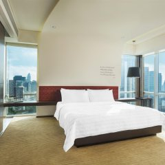 Отель Le Meridien Bangkok комната для гостей фото 3