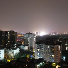 Chengdu ChinChin Hostel балкон