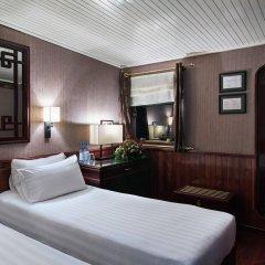 Отель Emeraude Classic Cruises Вьетнам, Халонг - отзывы, цены и фото номеров - забронировать отель Emeraude Classic Cruises онлайн комната для гостей фото 5