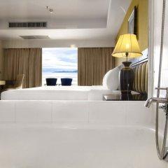 Отель D Varee Jomtien Beach Таиланд, Паттайя - 5 отзывов об отеле, цены и фото номеров - забронировать отель D Varee Jomtien Beach онлайн ванная фото 2
