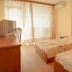 Отель Shipka Beach Болгария, Солнечный берег - отзывы, цены и фото номеров - забронировать отель Shipka Beach онлайн удобства в номере