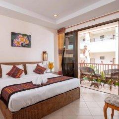 Kata Silver Sand Hotel 3* Стандартный номер с разными типами кроватей фото 4