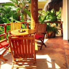 Villas Sacbe Condo Hotel and Beach Club Плая-дель-Кармен балкон
