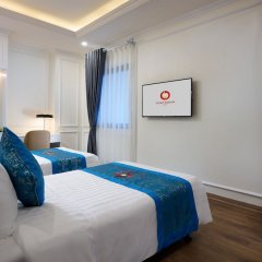 Grand Dragon Hotel Hanoi комната для гостей фото 3