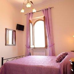 Отель Villa dei Fantasmi Рокка-ди-Папа комната для гостей